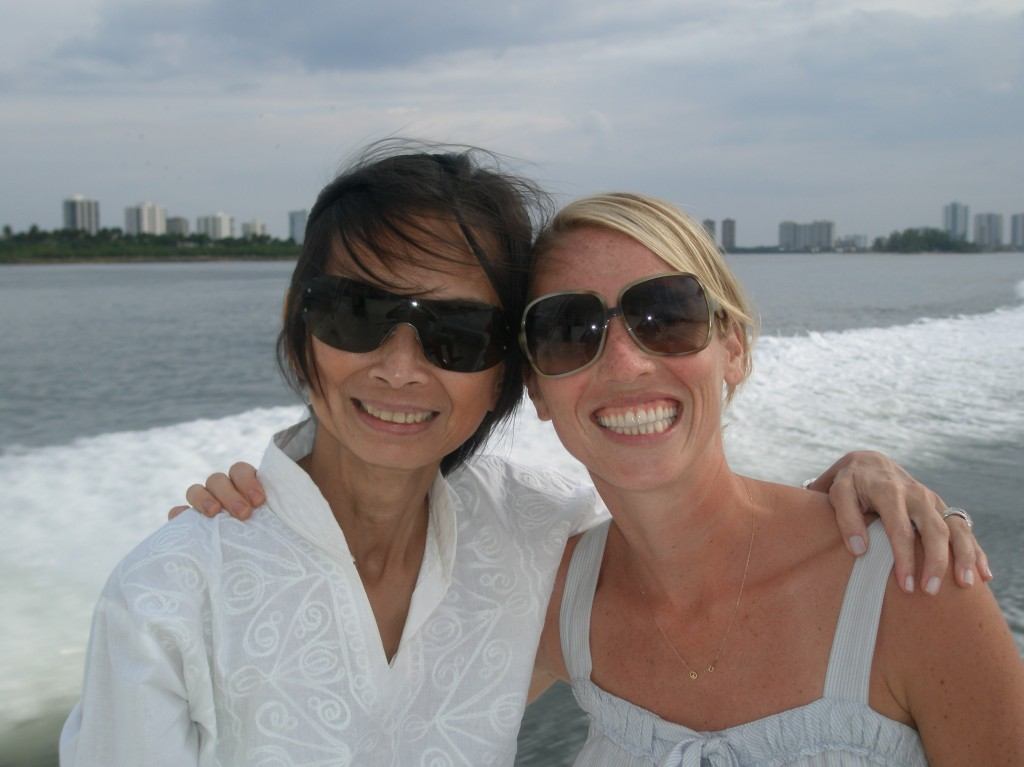 Me and Mrs. Natori