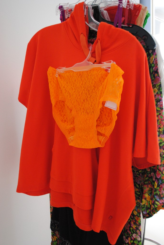 Josie Orange Ensemble