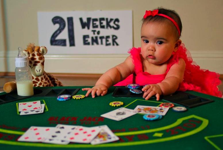 21 blackjack girl