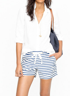 JCrew beach shorts