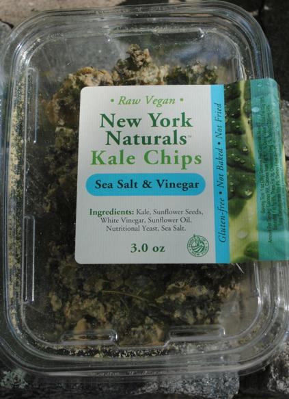 box of kale