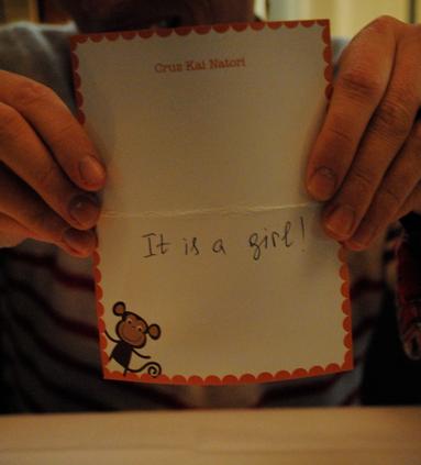 gender card