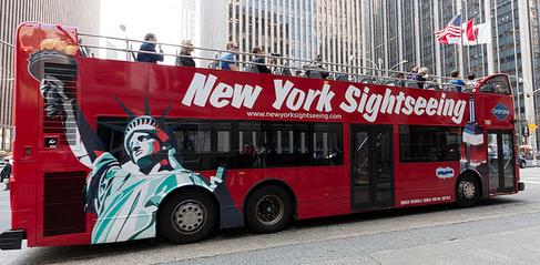 Tour Bus Parking Nyc