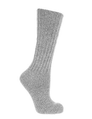 grey warm socks