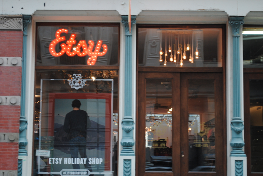 esty store front