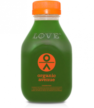 Organic Avenue's Green love consists of