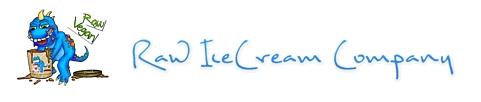 Raw Ice Cream Company