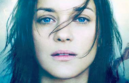 Marion Cotillard. Super model.