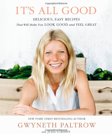 This cookbook was released at the beginning of this month. Each recipe looks delicious and healthy. Plus, the pictures are gorgeous and makes you want to become a super model millionaire actress.