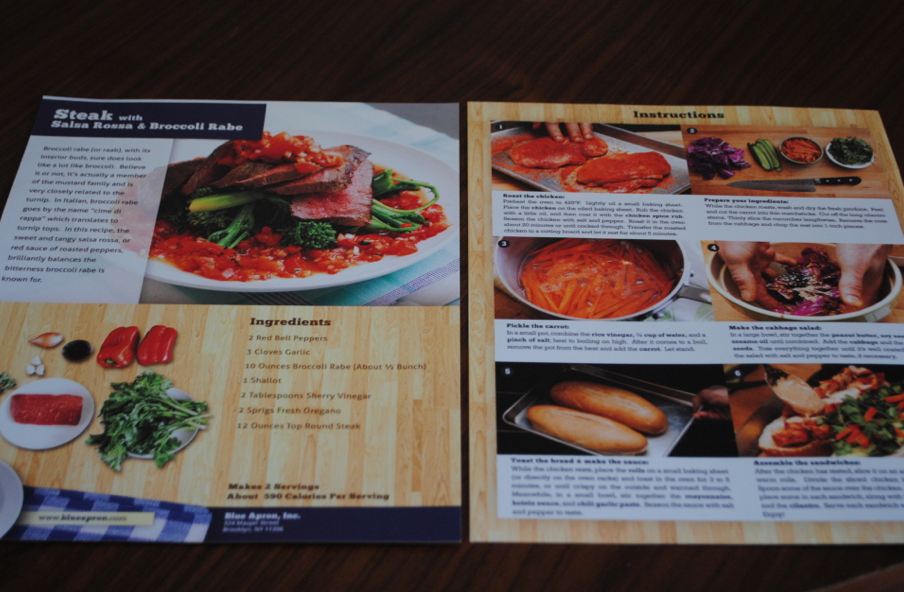 Beautiful task cards that actually make you want to cook. No excuses for Chinese take out!