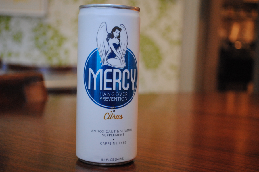 Sleek Mercy can. Feminie, chic, sophisticated, delicious, and effective.
