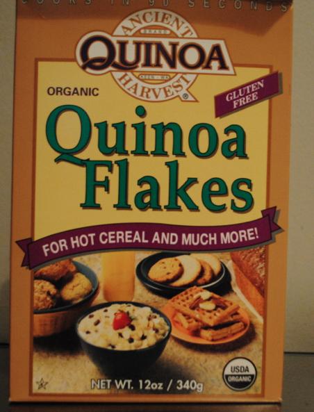 Quinoa Flakes!