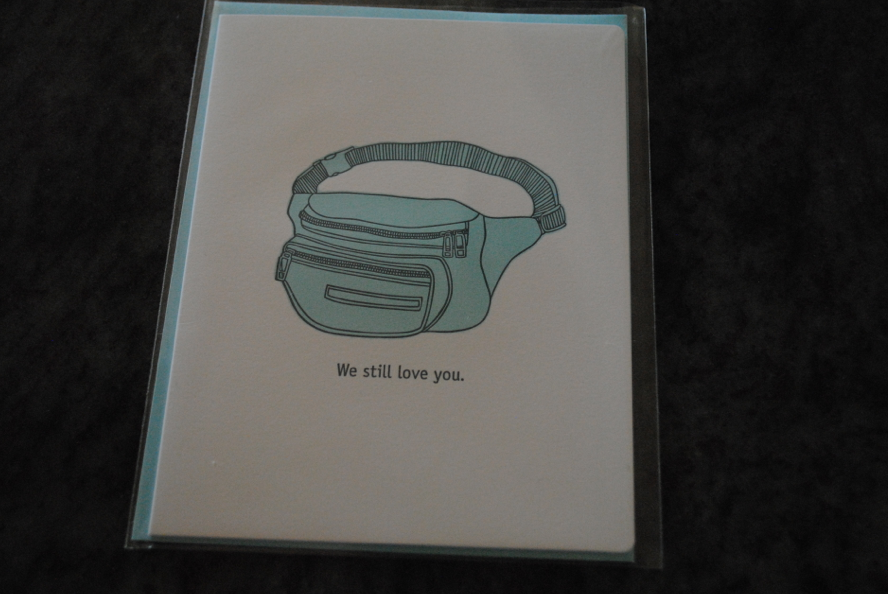 I mean, COULD I GET A MORE PERFECT CARD FOR MY PAPA?