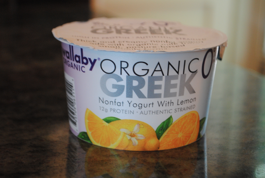 Yogurt. Deliciousness.