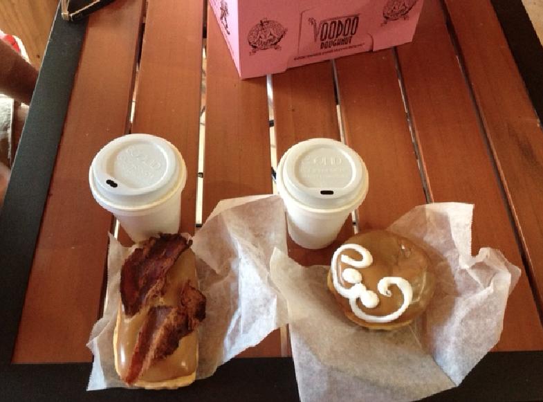 Caffeine + sugar