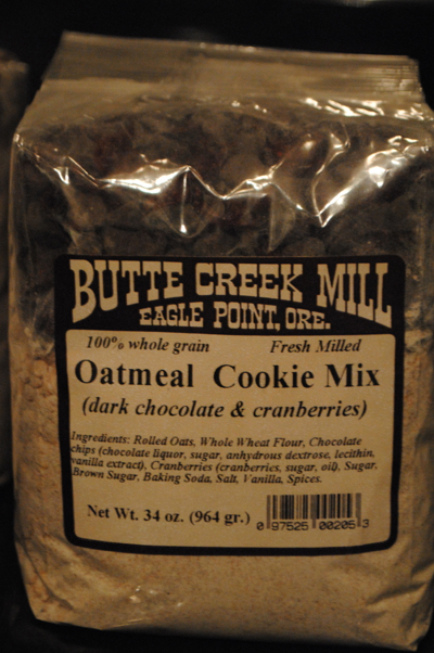 Oatmeal cookie mix. Mindless, delicious cooking!