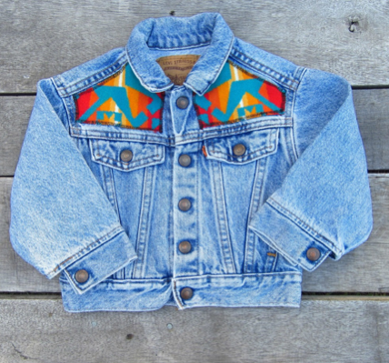 Jean Jacket. Ah-mazing.