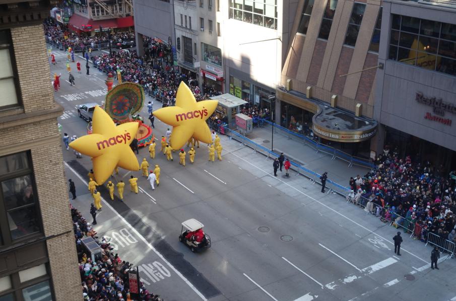 Macy's Parade.