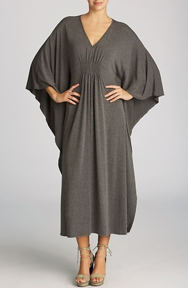 Caftans are the new mumu.