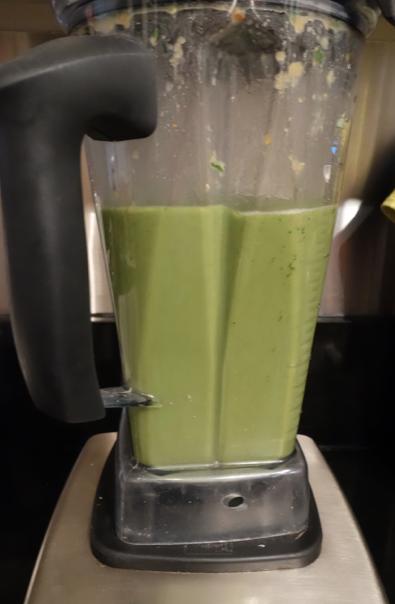 Green monster.