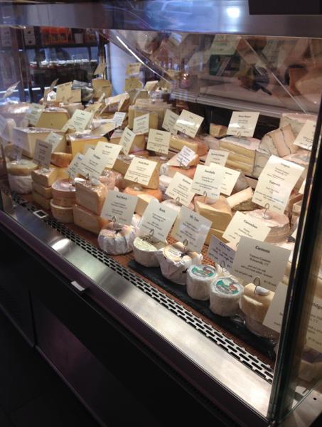 Cheese! My dream come true!