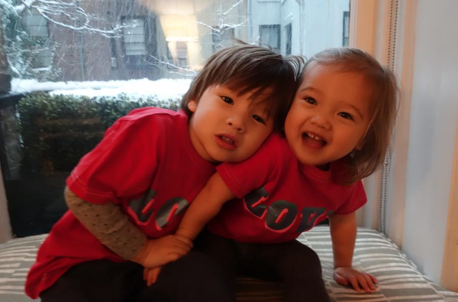 The kids love them, too.