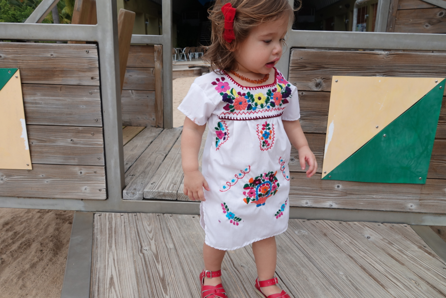 Toddler Girl Mexican Dress | Josie Girl Blog