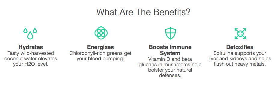 Why drink green juice? So many reasons!
