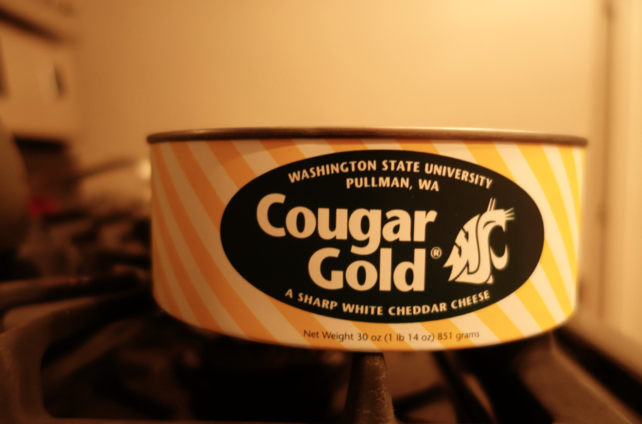 Jackpot! Pot of gold! Cougar Gold!