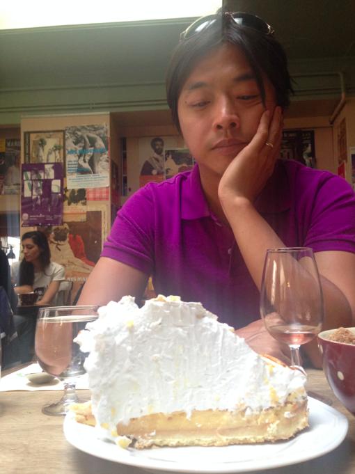 Size of pie vs. Ken.