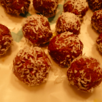 Raw Chocolate Coconut Bites