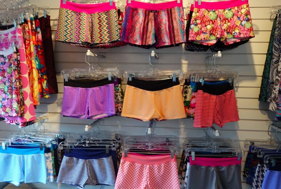 booty shorts, anyone?