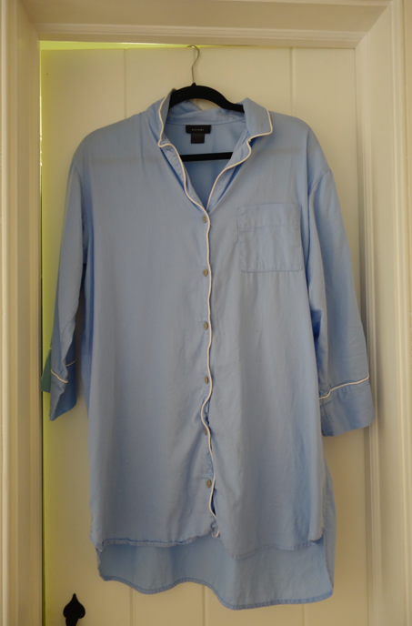 A full view of the nightshirt (A must have, must wear, must own)
