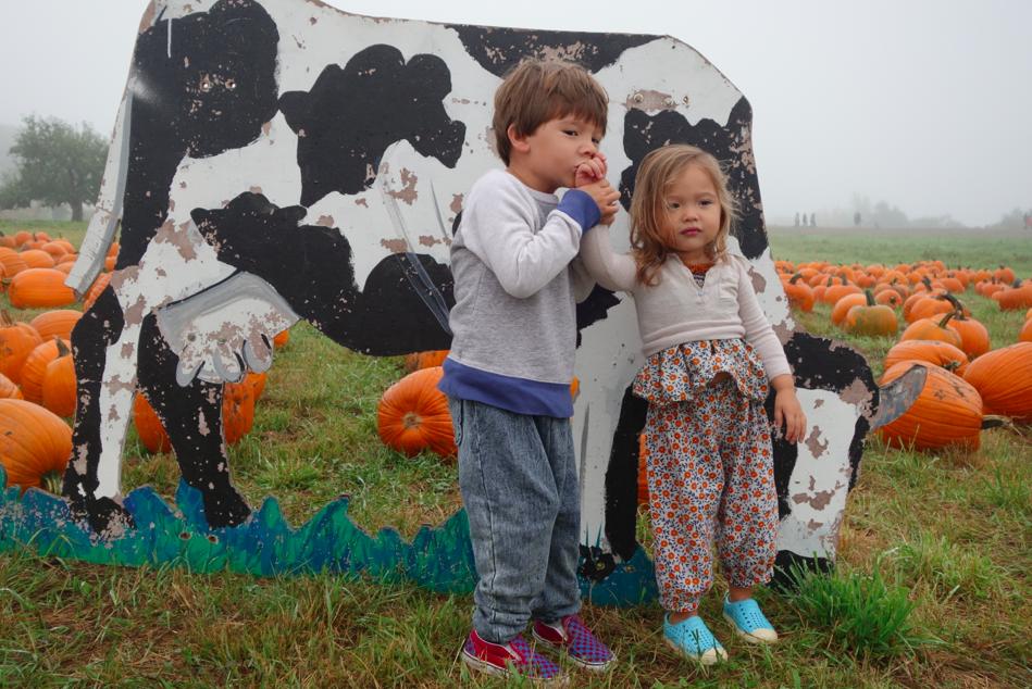 Indulgence: Thinking my own kids are cute.