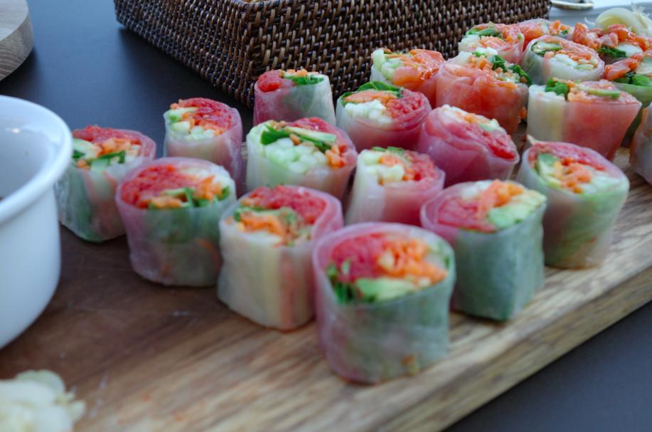 or sushi