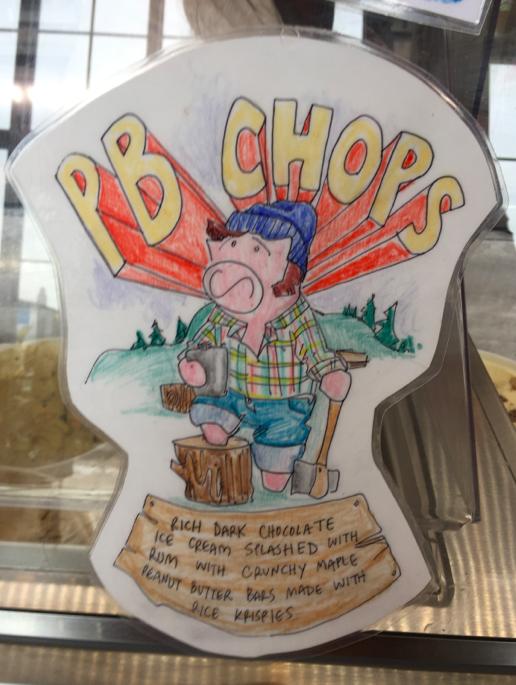 PB chops