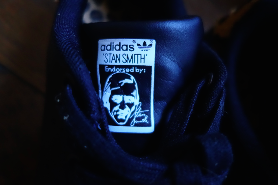 Oh good, endorsed by Stan Smith.  Makes sense, right?