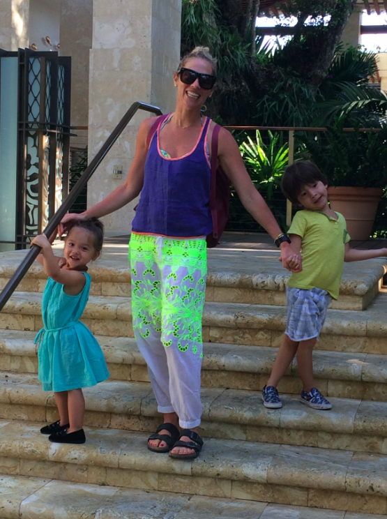 Josie Girl Blog- Me and the Kids