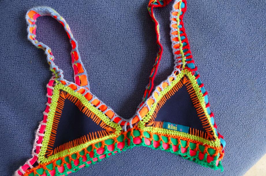Crochet form.