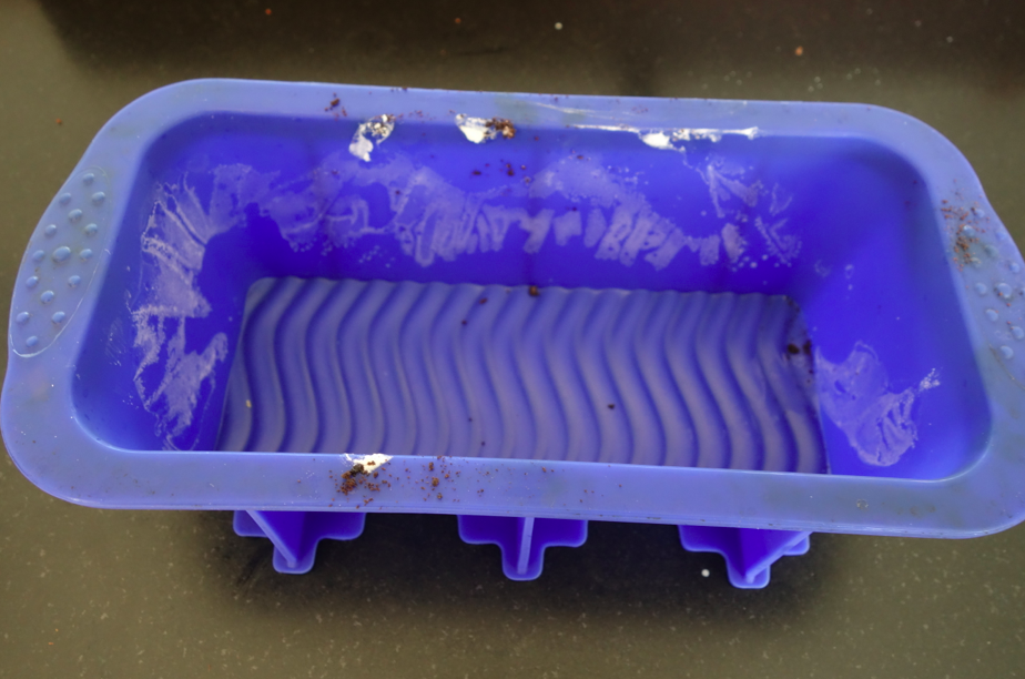 Banana loaf -- this silicone loaf pan makes you able to cram more sandwiches in as it is flexible.