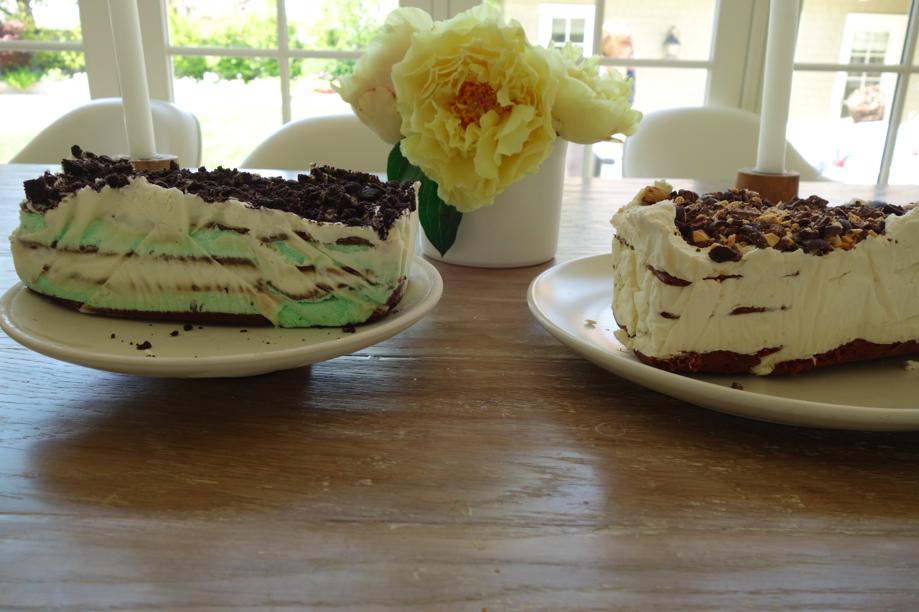 Ice cream cakes!