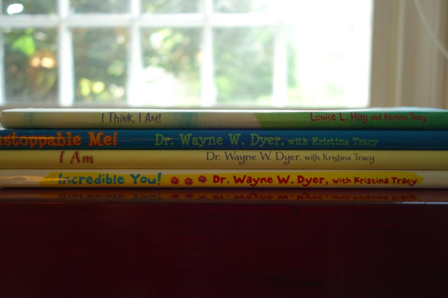 Self help library. Makes me smile.
