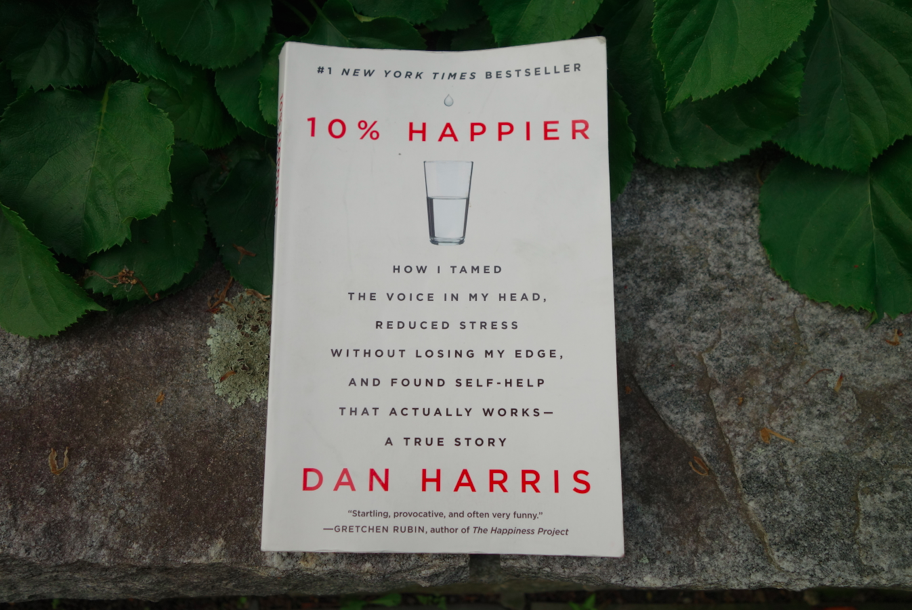 """""""How I tamed the voice in my head, reduced stress without losing my edge, and found self-help that actually works."""" HIGHLY HIGHLY recommend."""