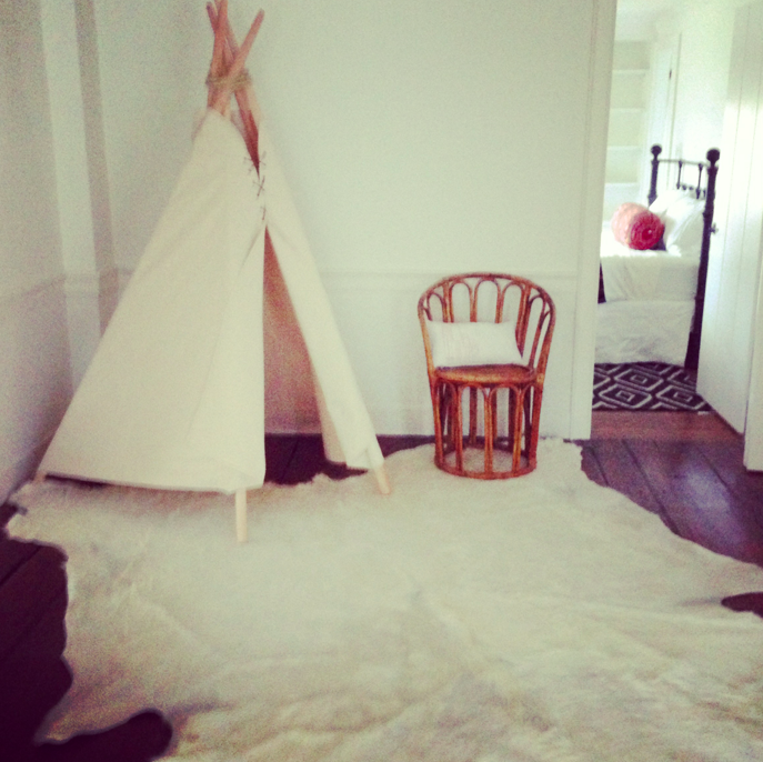 Teepee slash Tent.