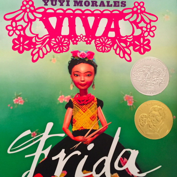 Like this (kids) book on Frida!