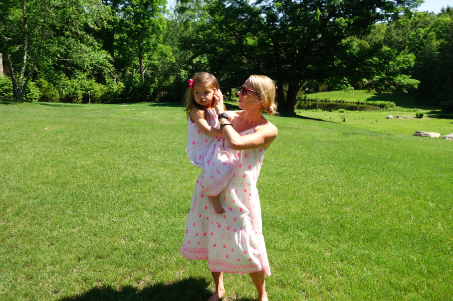 OMG, this happened. I bought the same dress my daughter already owned.