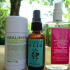 Three Natural Deodorants