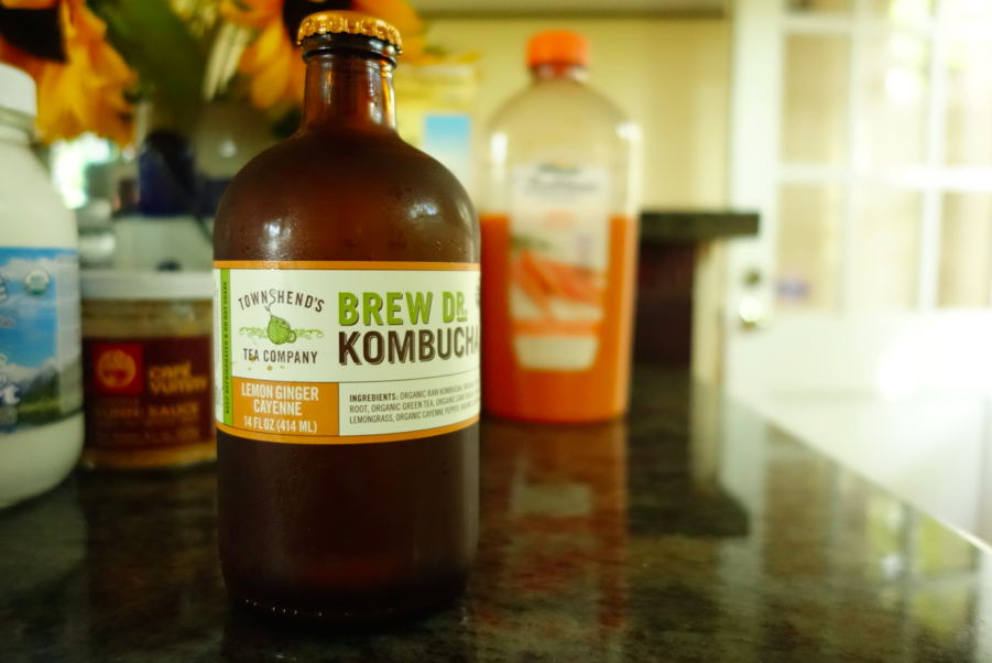 By far the best brand of Kombucha -- start selling on the East Coast, please!