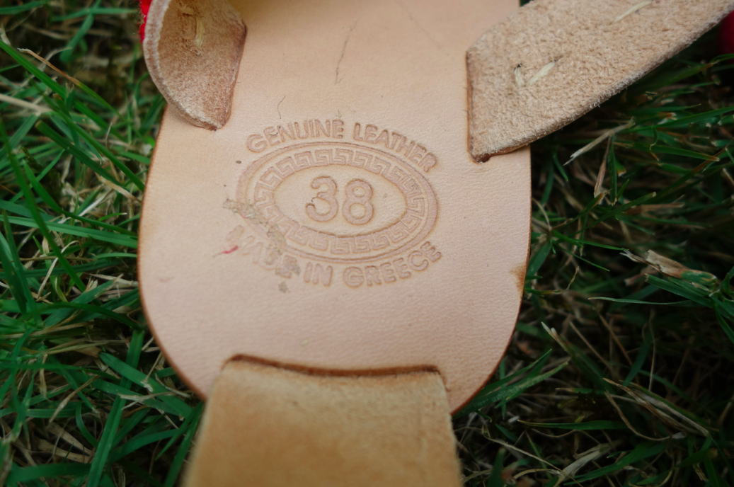 Fits true to size. I am a 38 and these are a perfect 38 (always good to know).