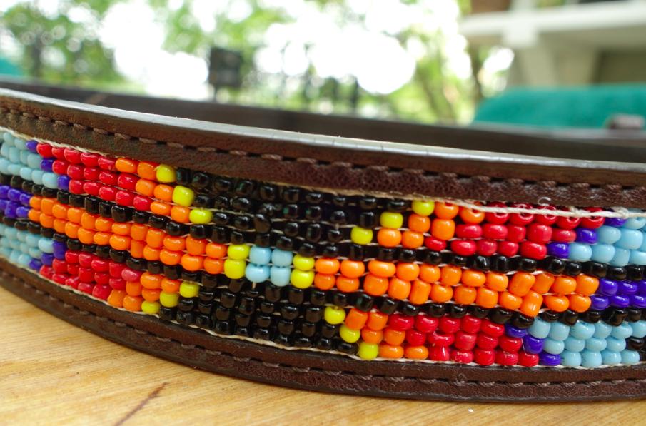 Beads galore.